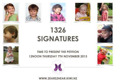 Petition Presentation 2.001